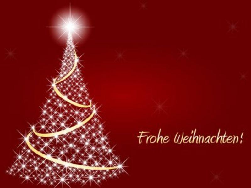 Frohe Weihnachten   Stadt Heiligenhafen